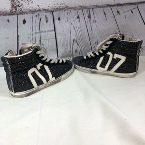 Kim & Zozi distressed hippie bling sneakers 07